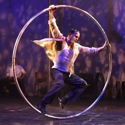Best Contemporary Circus Acts