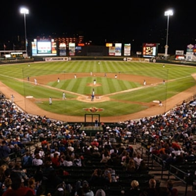 Best Minor League Stadiums
