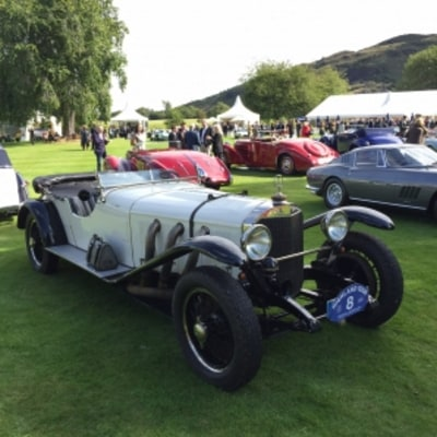 The World's Top Rare Cars: Live from Edinburgh's Concours d'Elegance