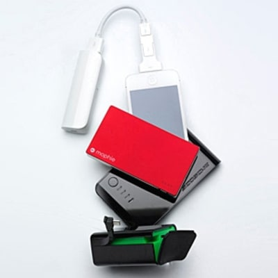 Portable Chargers to Keep Your Smartphone Going