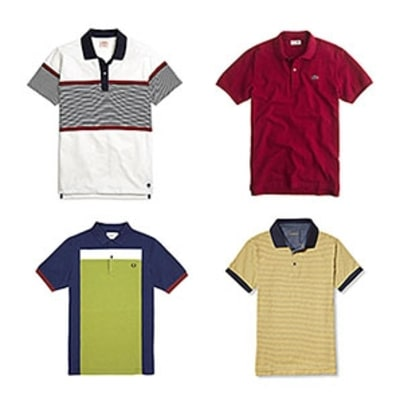 The Best Summer Polos for Men