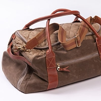 A More Stylish Duffle