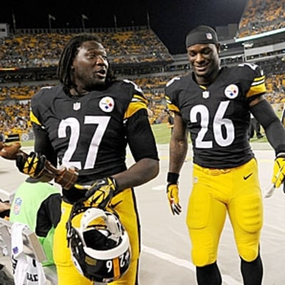 Marijuana in the NFL: Steelers' Bell, Blount Face Pot Charges