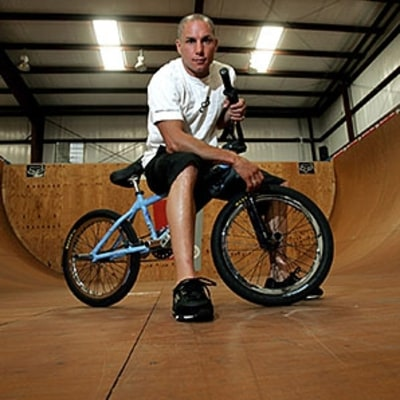 BMX Legend Dave Mirra Dies at 41