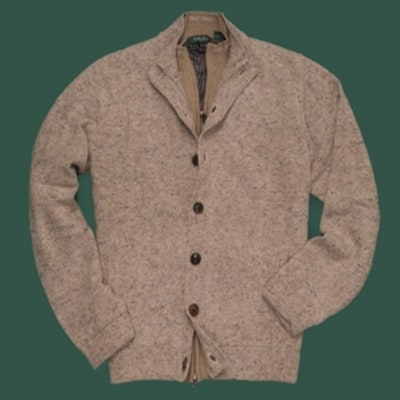 Bobby Jones Double Closure Windsweater: Golfer Gift Guide