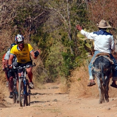 Crossing Mexico by Mountain Bike