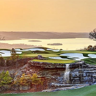 Branson, Missouri's New Hot Golf Destination