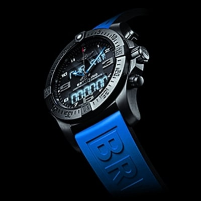Swiss Watchmaker Breitling Goes Smart