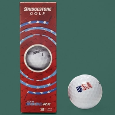Bridgestone Golf B330-RX Limited Edition Balls: Golfer Gift Guide