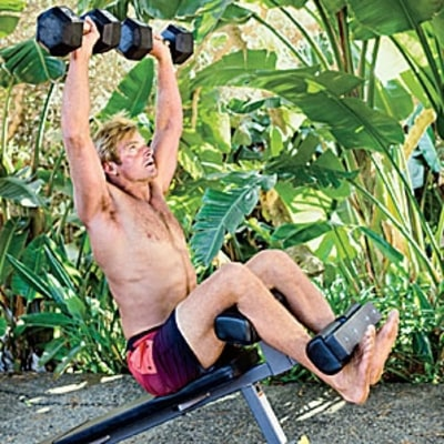 Laird Hamilton's Guide to Core Strength