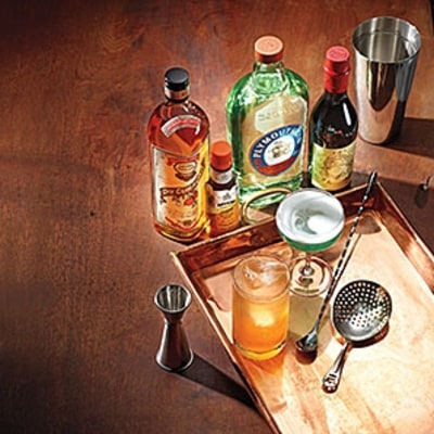 The Complete Guide to a Better Home Bar