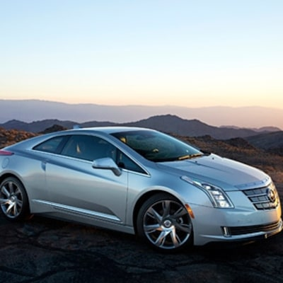 Cadillac's ELR: A More Sophisticated Electric Car