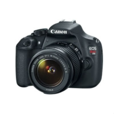 Canon EOS Rebel T5: Best New Cameras for 2015