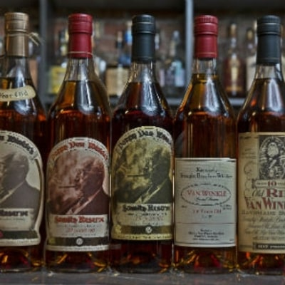 Can't Find Pappy? Buy One of These Bourbons Instead
