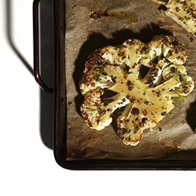 Cauliflower: The Other White Meat