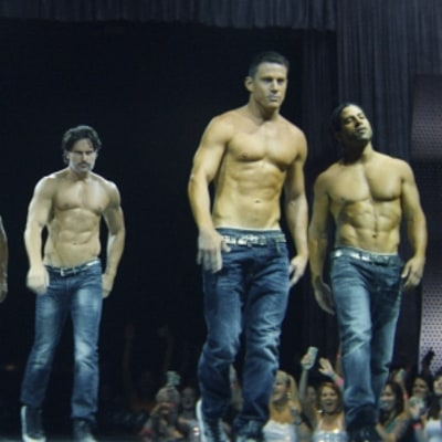 Channing Tatum's Magic Mike Workout