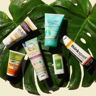Six Chemical-Free Sunscreens That Really Protect Your Skin