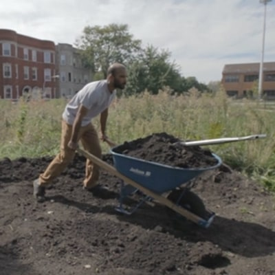 The Chicago Wisdom Project Teaches Humanity in Dirt