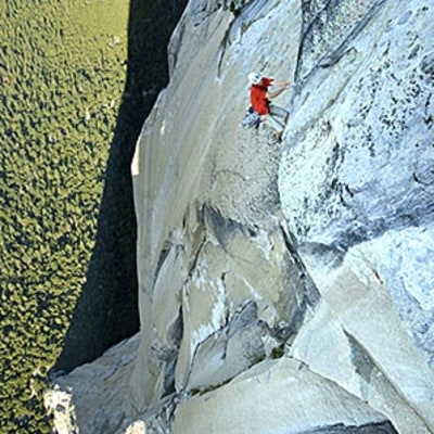 Climbing Yosemite's El Cap, for the 100th Time