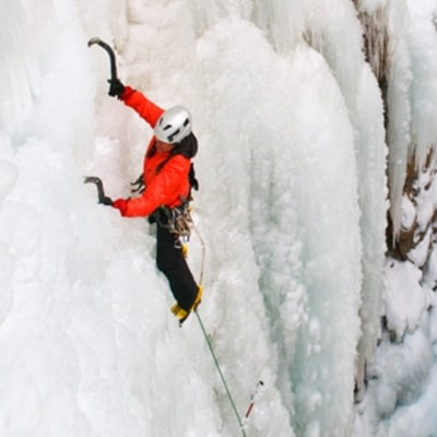 Colorado's Supreme Ice-Climbing Park