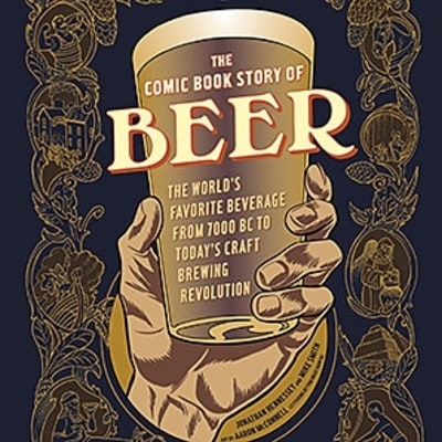 A Comic Book History of Six Distinct Styles of Beer