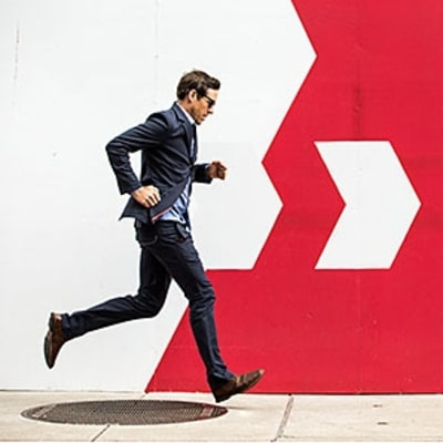 Sweat-Free Commuter Blazers for Active Men