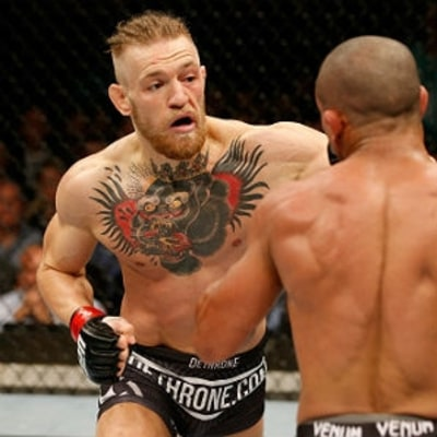 Fighting Words with the UFC's Conor