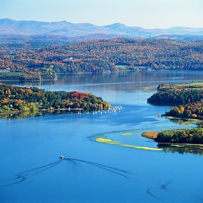 Cycling New York's Adirondack Coast