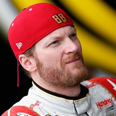 Dale Earnhardt Jr.'s Car Collection