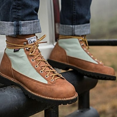A Rugged, Head-Turning Boot