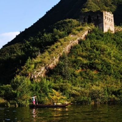 Dive the Great Wall of China