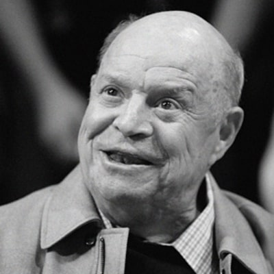 Don Rickles's Life Advice