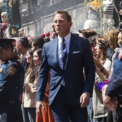 Dressing for 'Spectre': What 007 Is Wearing In The New James Bond Flick