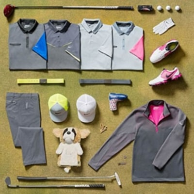 Dressing Rory McIlroy for the Open Championship