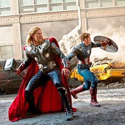 The Superhero Diet: How Pratt, Hemsworth, and Evans Eat