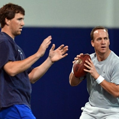 Eli Manning on Why His Brother Is Going to Win