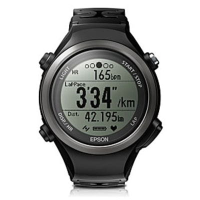 Epson's SF-810: A Watch for Serious Runners