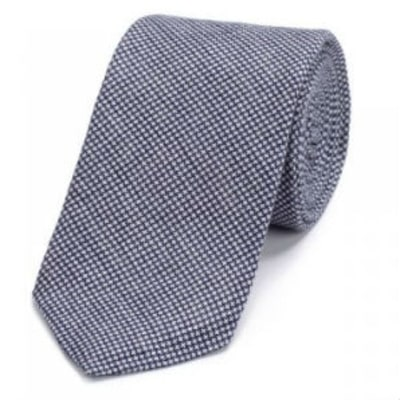 Ernest Alexander Berlini Linen Tie: The Best Spring Ties