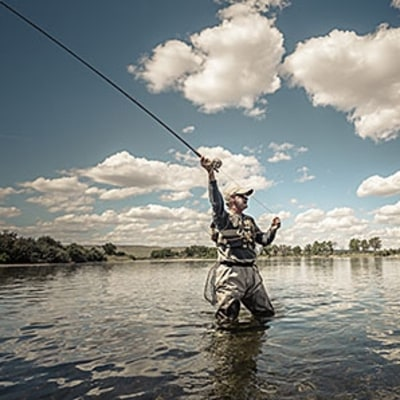Everything You Need for Fly Fishing