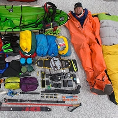 Extreme Gear: 11 Things You Need to Walk to the North Pole