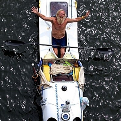 Extreme Gear: What You Need to Kayak Across the Atlantic