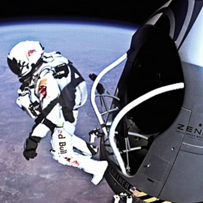 Felix Baumgartner: Falling at the Speed of Sound