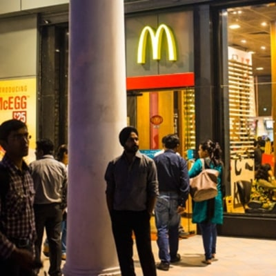 Why You Should Eat at McDonald's (When You're in the Developing World)