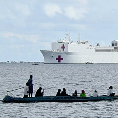 Can the U.S. Navy Stop the International Ebola Outbreak?