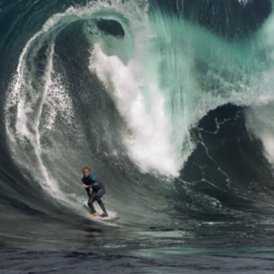 How the World's Coolest Surfing Video Was Made