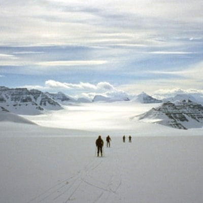 First Descents and Climate Change in Greenland