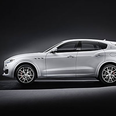 First Look: Maserati Levante SUV