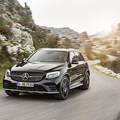 First Look: Mercedes-Benz AMG GLC43