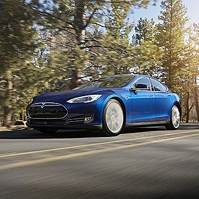 First Look: Tesla's Model S 70D