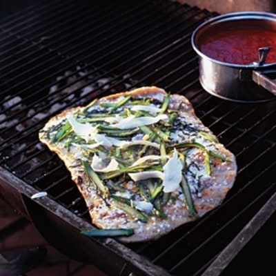Five Great Grilled Pizza Recipes